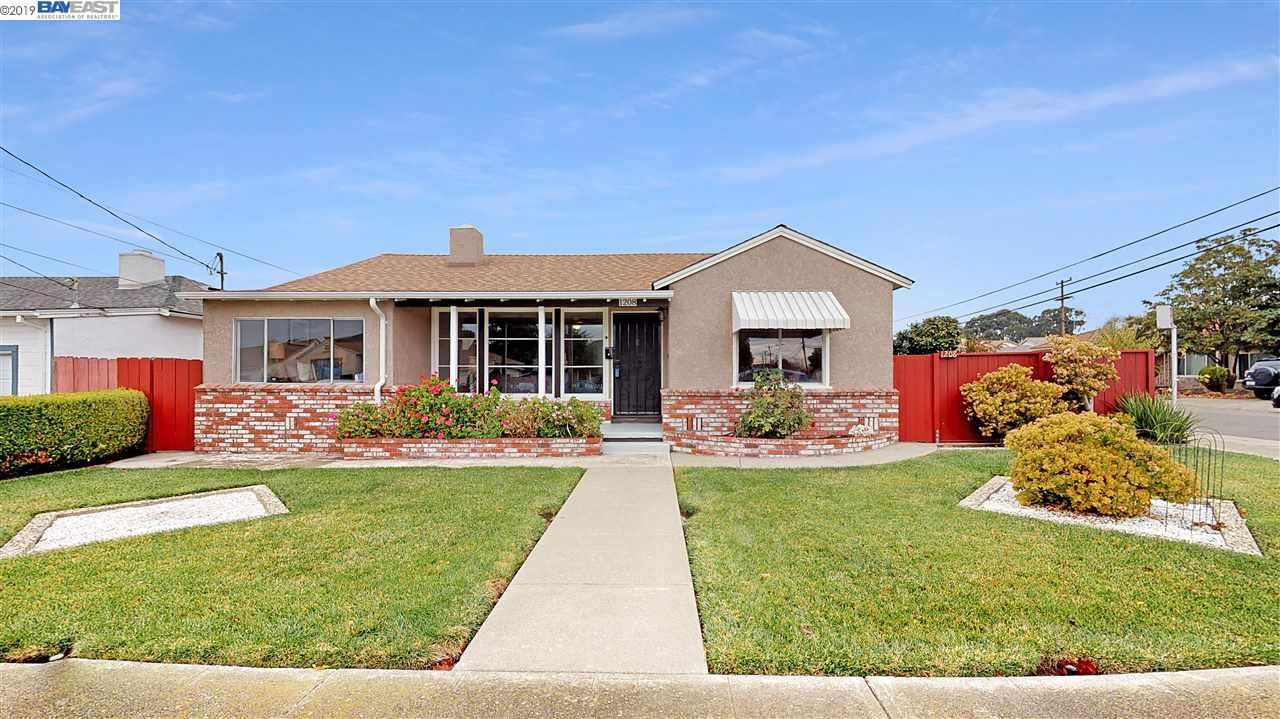 Photo for 1208 Lucille St, SAN LEANDRO, CA 94577 (MLS # 40890507)
