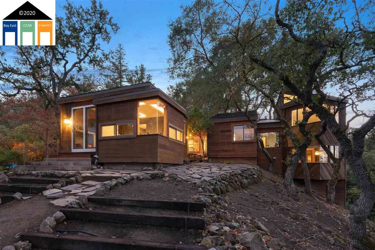 Photo for 418 Summit Rd, WALNUT CREEK, CA 94598 (MLS # 40929512)