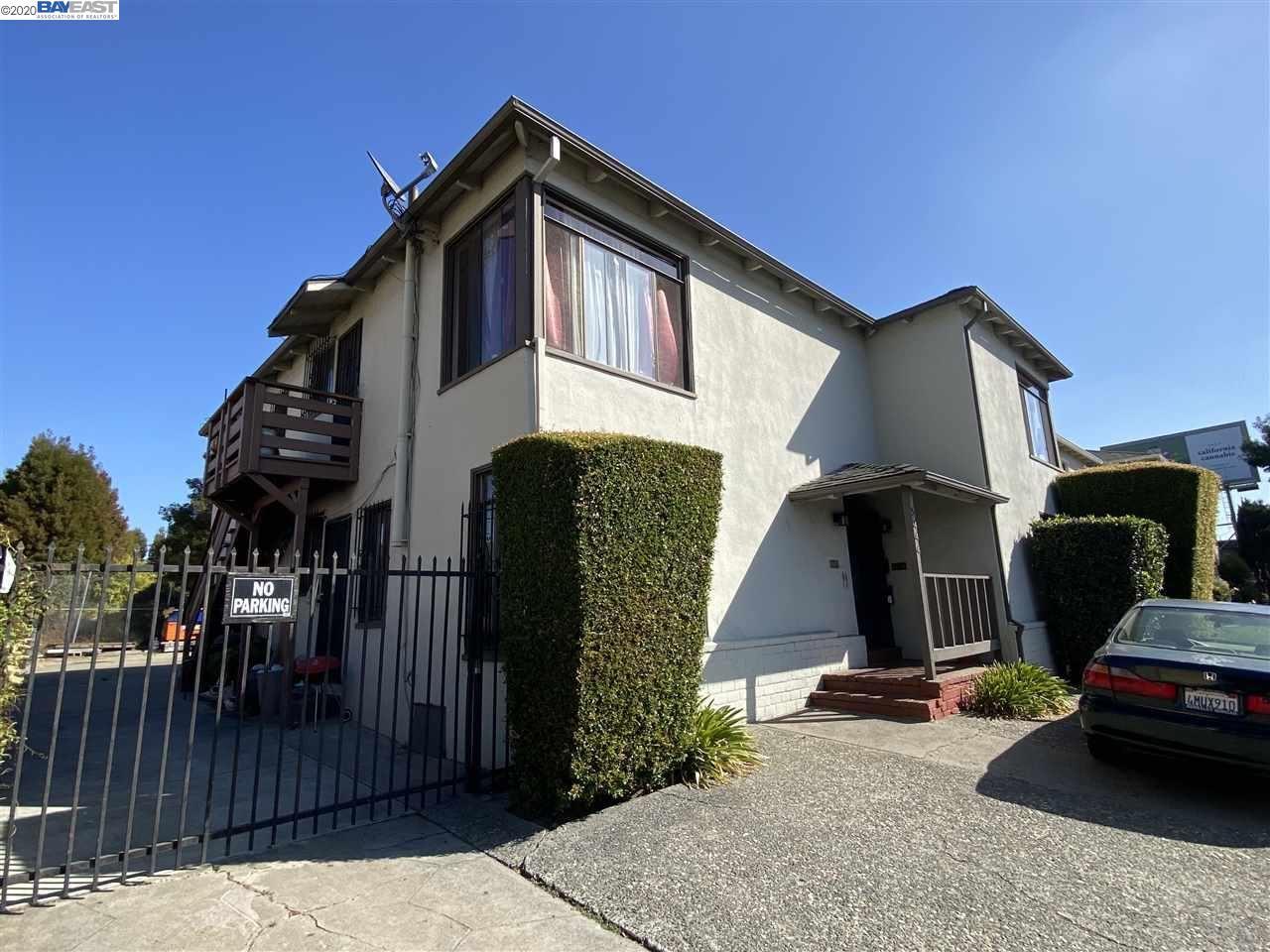 Photo for 5444 International Blvd, OAKLAND, CA 94601 (MLS # 40930516)