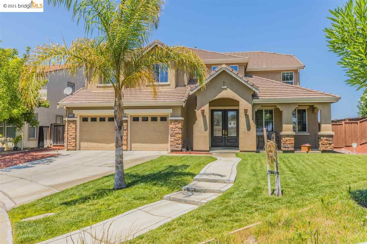 Photo of 6500 Green Castle Circle, DISCOVERY BAY, CA 94505-2634 (MLS # 40958516)