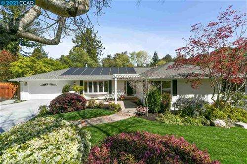 Photo of 27 Donna Maria Way, ORINDA, CA 94563 (MLS # 40945518)