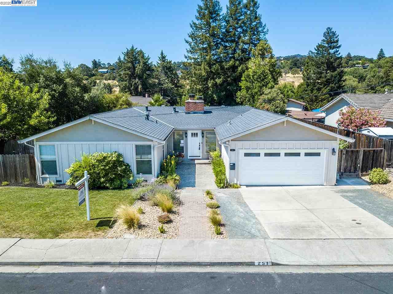 Photo of 251 Donegal Way, MARTINEZ, CA 94553 (MLS # 40911519)