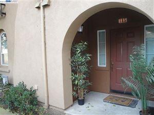 Photo of 7 Meritage Cmn #105, LIVERMORE, CA 94551-9 (MLS # 40848521)