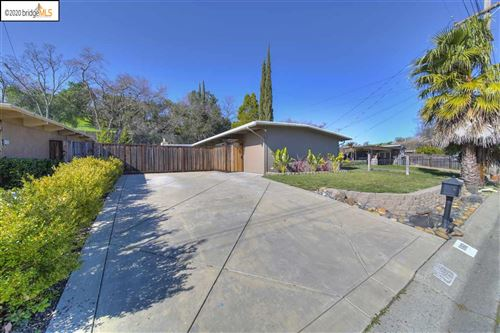 Photo of 1160 Temple Dr, PACHECO, CA 94553 (MLS # 40896524)
