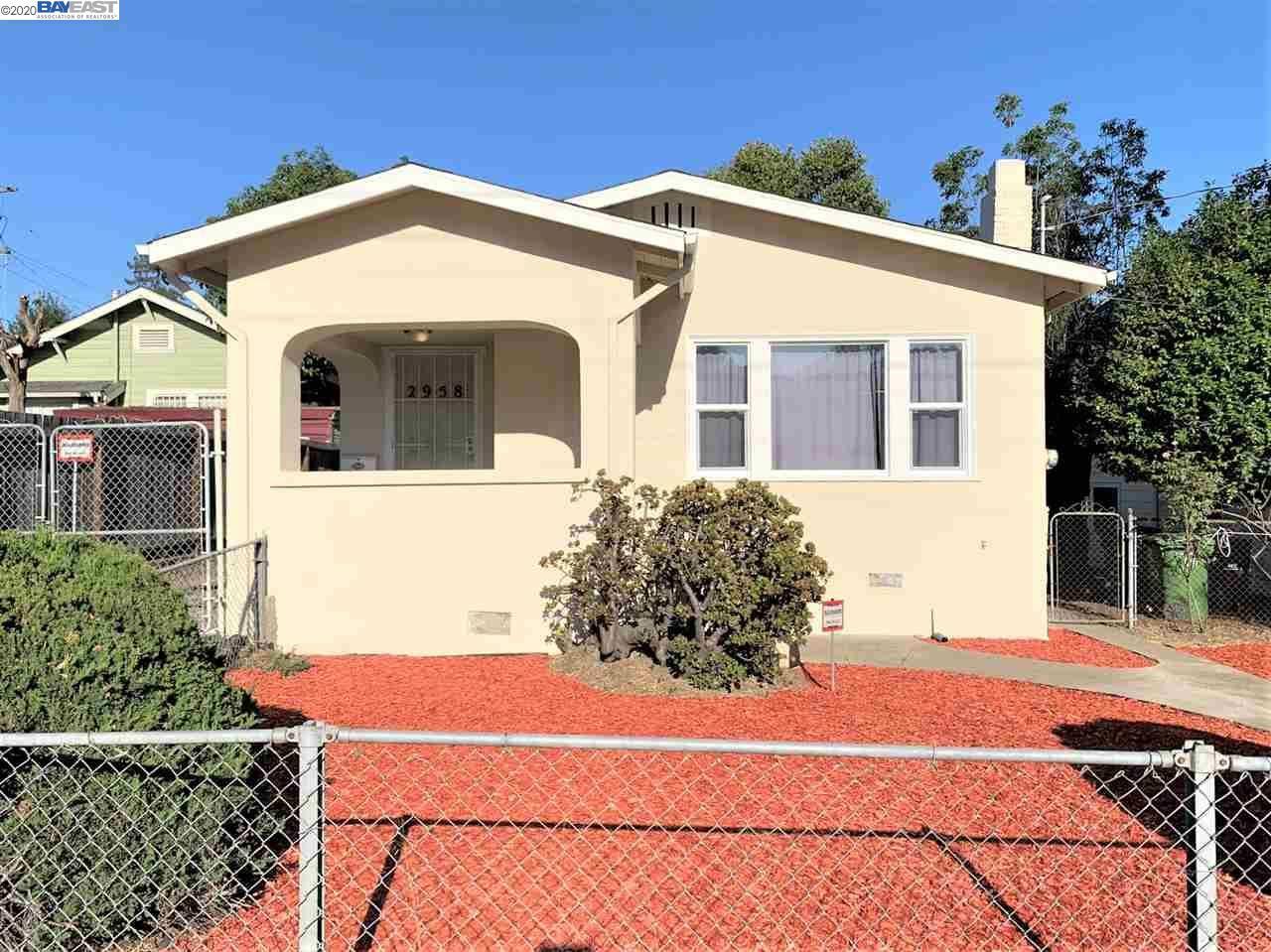 2958 Fruitvale Ave, Oakland, CA 94602 - MLS#: 40911525