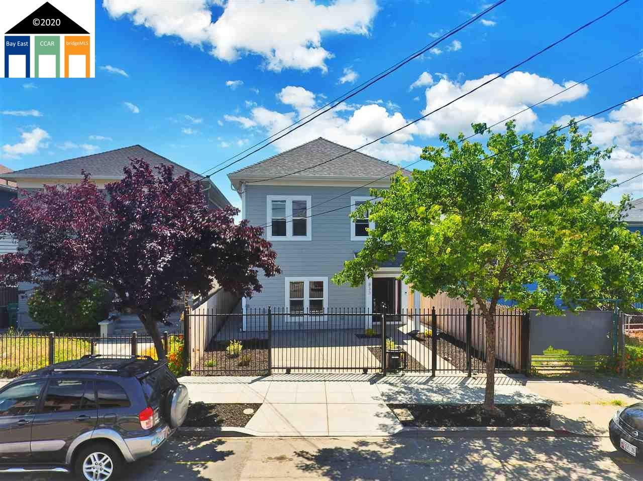 Photo of 833 34Th St, OAKLAND, CA 94608 (MLS # 40913535)