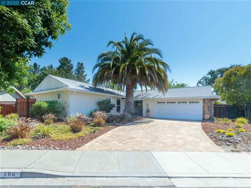 Photo of 708 Appaloosa Dr, WALNUT CREEK, CA 94596 (MLS # 40913554)