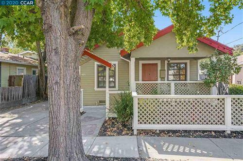 Photo of 426 G St, MARTINEZ, CA 94553 (MLS # 40926554)