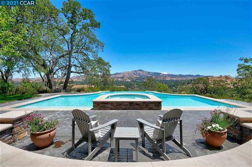 Photo of 2451 Ridgewood Rd, ALAMO, CA 94507 (MLS # 40954557)
