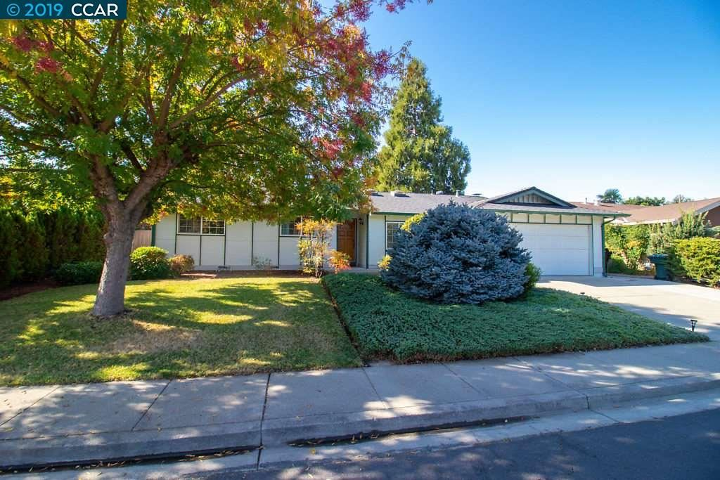 Photo for 905 Dartmouth Way, CONCORD, CA 94518 (MLS # 40888565)