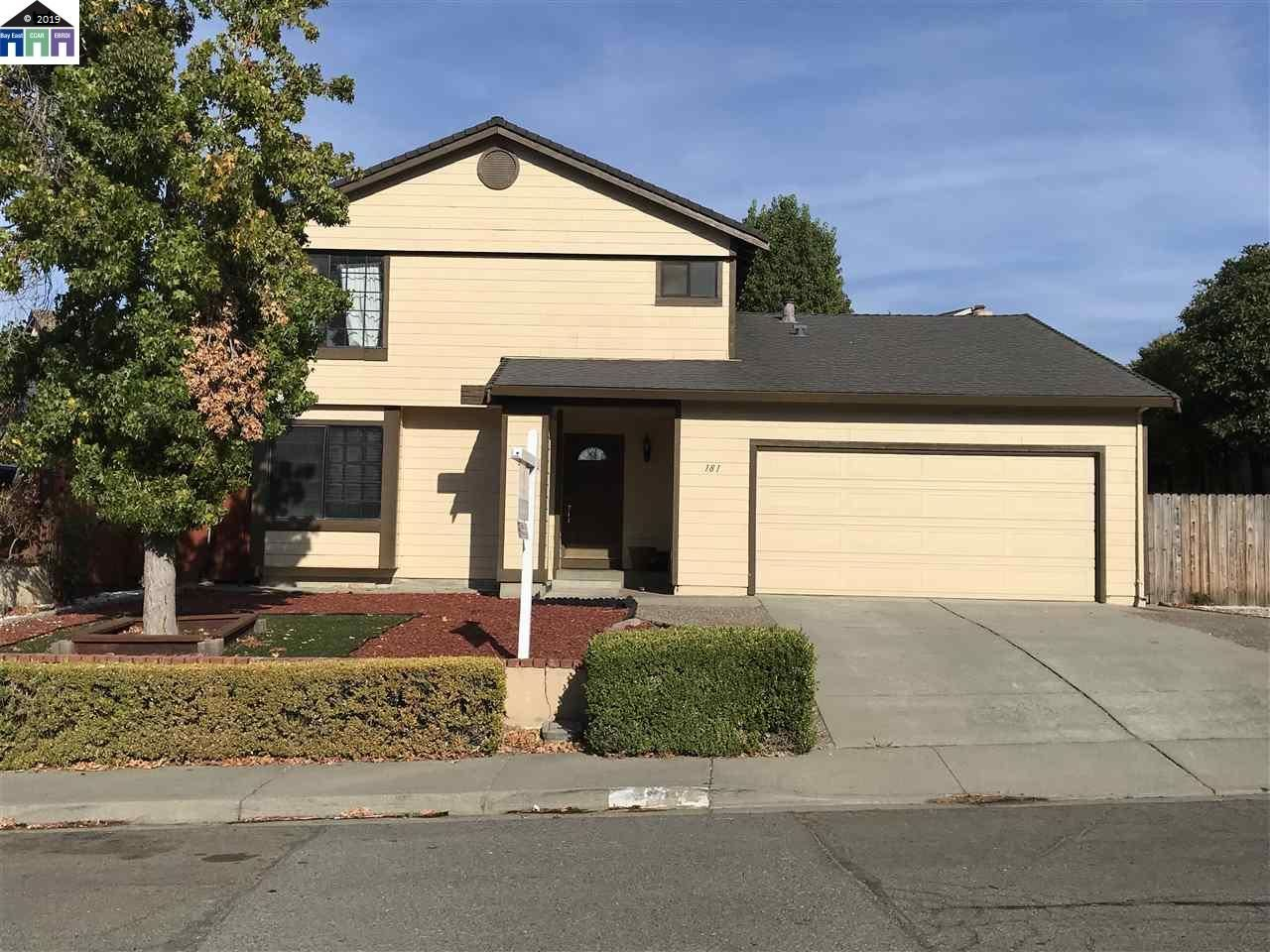 Photo for 181 Pearce, HERCULES, CA 94547 (MLS # 40888567)