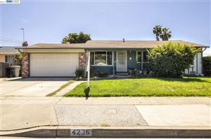 Photo of 4236 BLEWETT ST, FREMONT, CA 94538-2812 (MLS # 40866570)