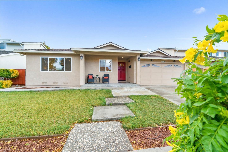 6278 Culvert Drive, San Jose, CA 95123 - MLS#: ML81867570