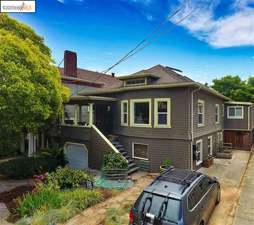Photo of 331.5 49th St, OAKLAND, CA 94609 (MLS # 40911571)