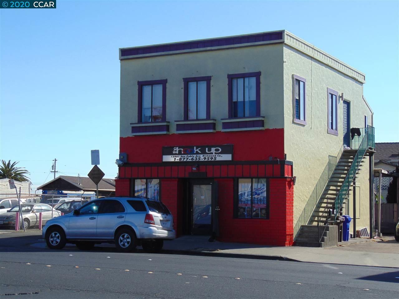 Photo of 12981 San Pablo Ave, RICHMOND, CA 94805 (MLS # 40913571)