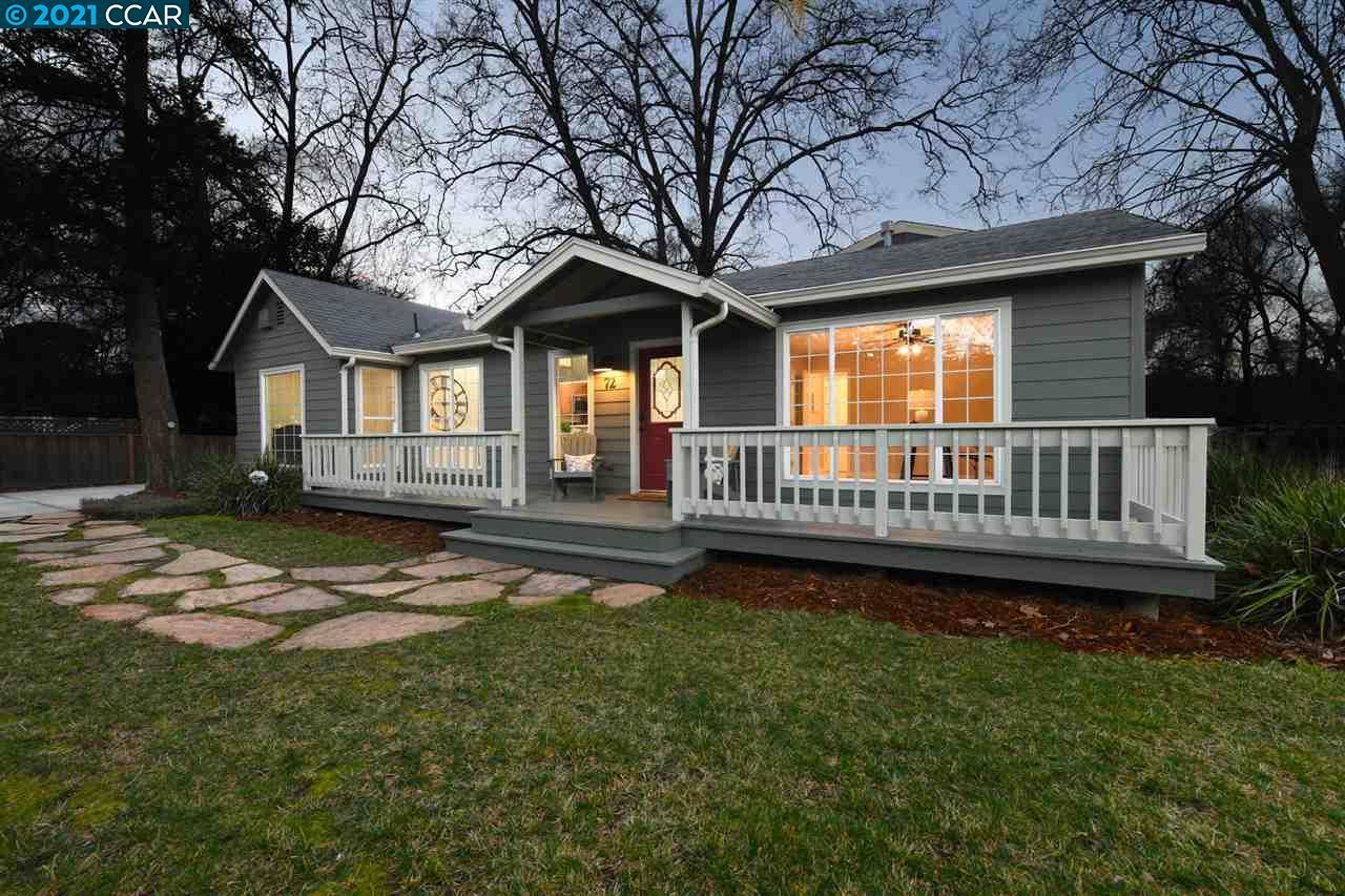 Photo for 72 Cottage Lane, WALNUT CREEK, CA 94595 (MLS # 40938571)