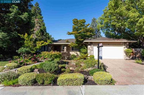Photo of 637 Wimbledon Rd, WALNUT CREEK, CA 94598 (MLS # 40905573)
