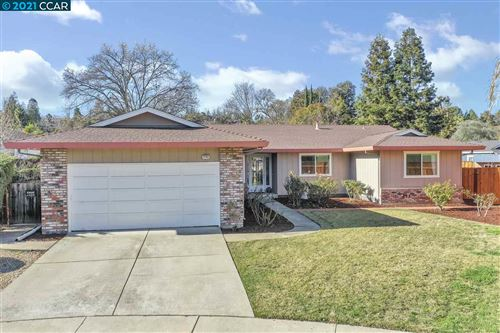 Photo of 3762 Cornella Ct, CONCORD, CA 94518 (MLS # 40934575)