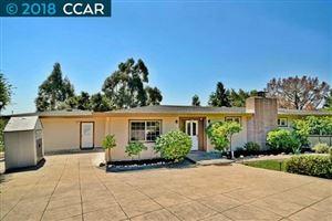 Photo of 1117 Hillcrest Drive, LAFAYETTE, CA 94549 (MLS # 40808578)