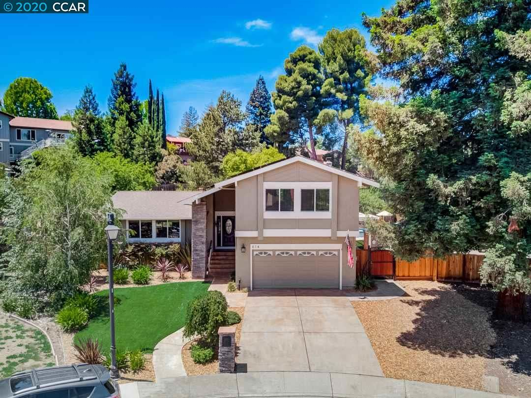 Photo for 614 Black Point Ct, CLAYTON, CA 94517 (MLS # 40906579)