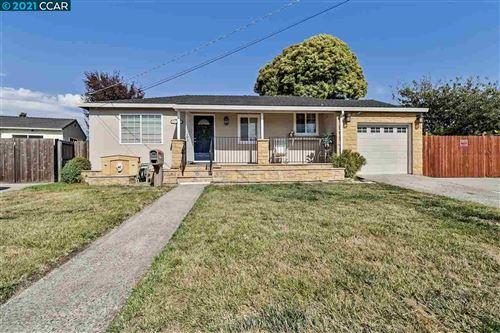 Photo of 2520 Kelley Ave, SAN PABLO, CA 94806 (MLS # 40959581)