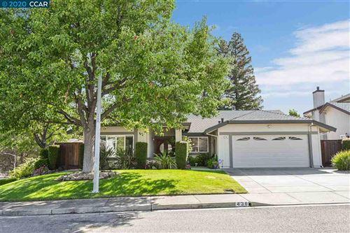 Photo of 438 Verbena Court, PLEASANT HILL, CA 94523 (MLS # 40914582)