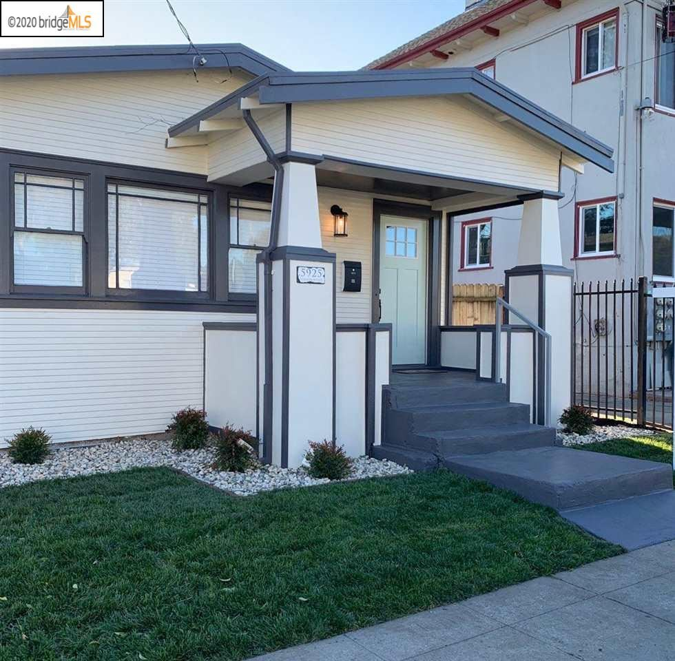 Photo for 5925 Harmon Ave, OAKLAND, CA 94621 (MLS # 40895585)