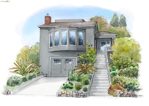 Photo of 1003 Everett Avenue, OAKLAND, CA 94602 (MLS # 40967593)