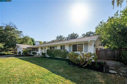 Photo of 525 Silverado Drive, LAFAYETTE, CA 94549-5725 (MLS # 40967597)