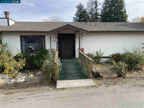 Photo of 5518 San Pablo Dam Rd, EL SOBRANTE, CA 94803-3413 (MLS # 40890599)