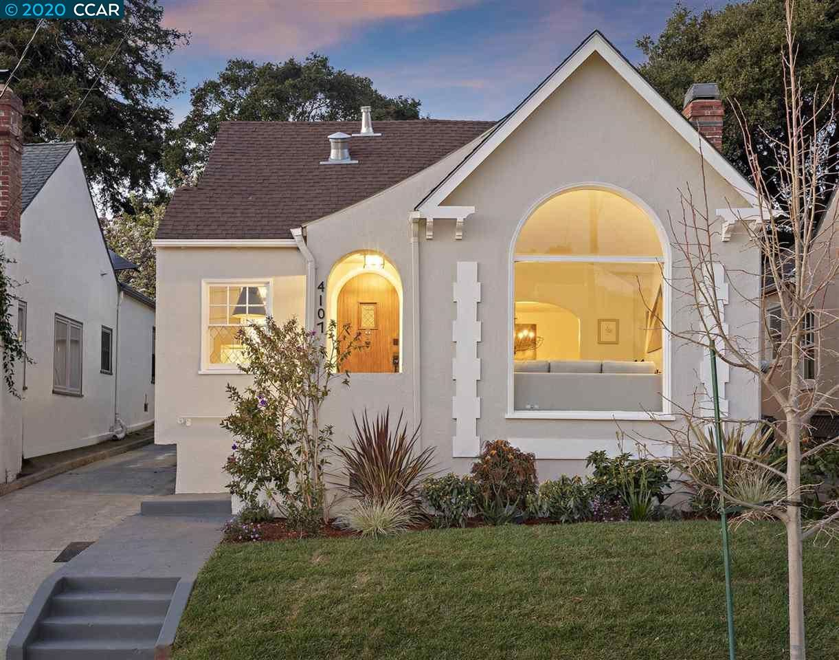 Photo for 4107 Waterhouse Rd, OAKLAND, CA 94602 (MLS # 40895603)