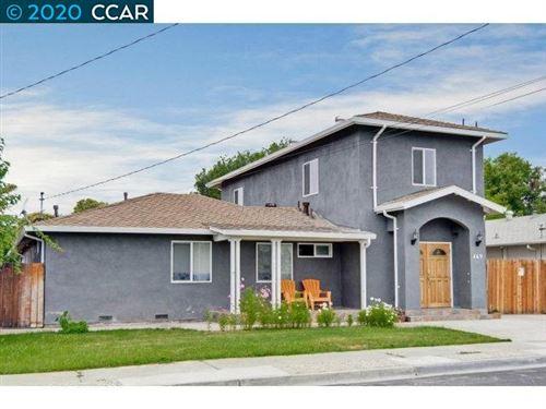 Photo of 469 Jensen St, LIVERMORE, CA 94550 (MLS # 40925612)