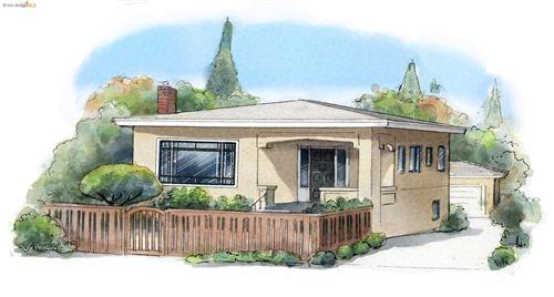 Photo of 1163 El Centro Avenue, OAKLAND, CA 94602 (MLS # 40967614)