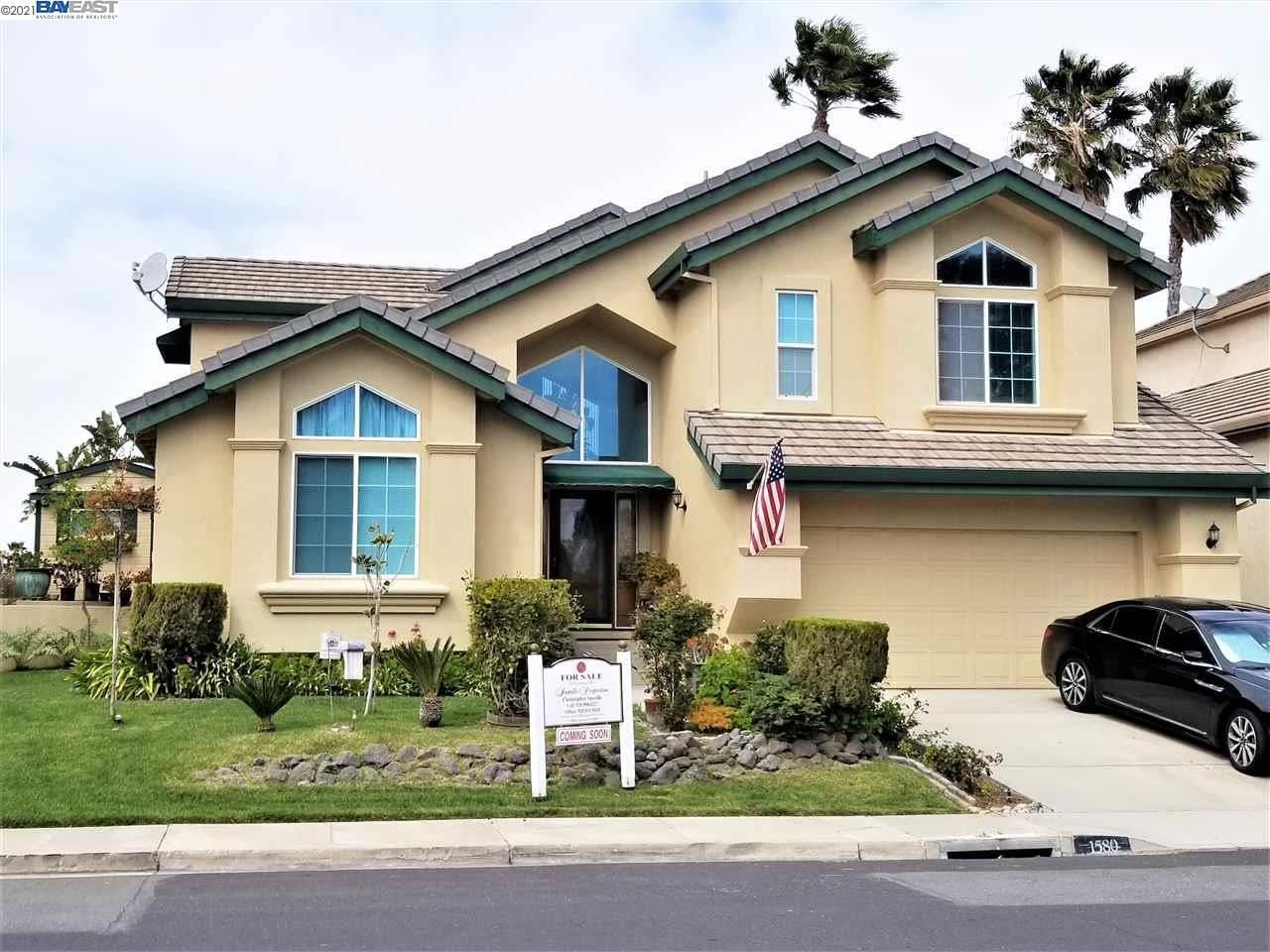 Photo of 1580 Riverlake, DISCOVERY BAY, CA 94505 (MLS # 40943614)
