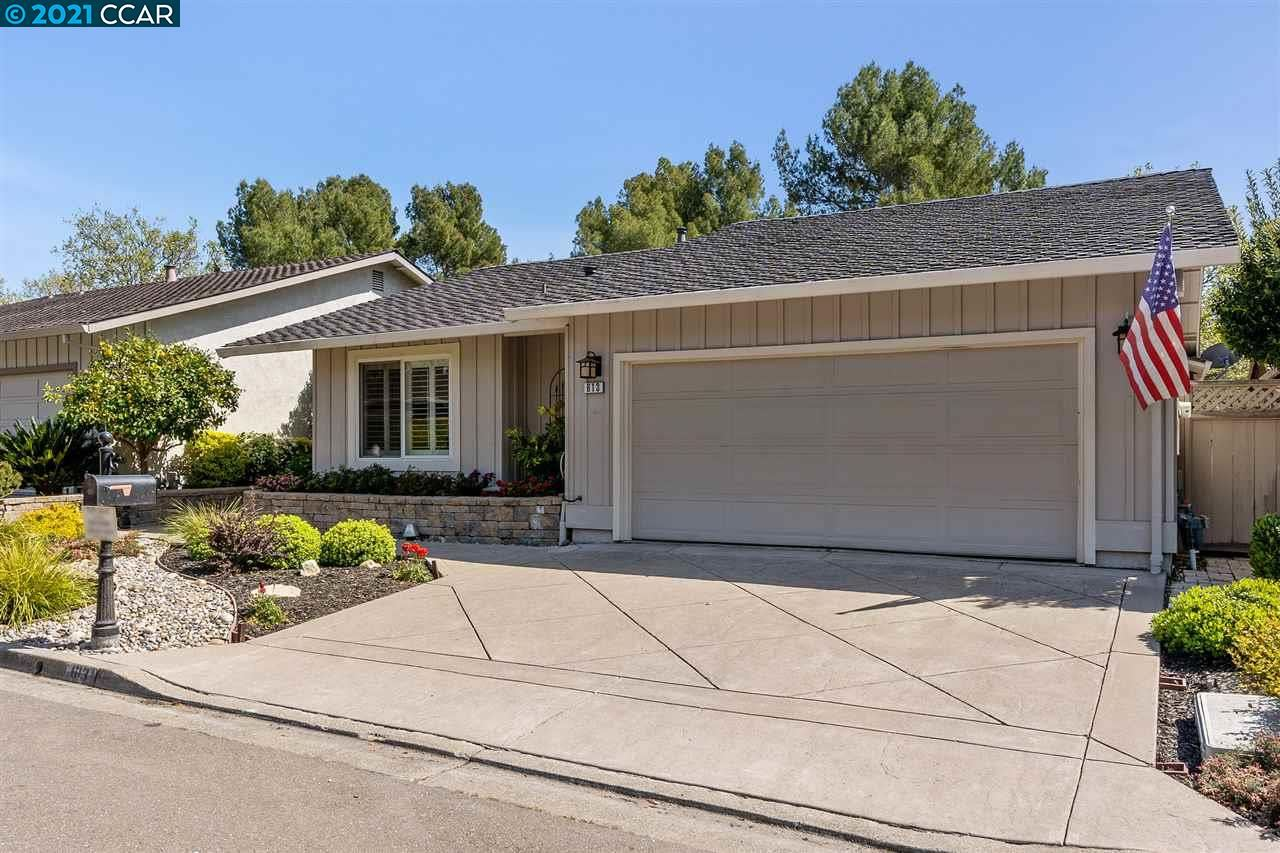Photo of 613 St George Rd, DANVILLE, CA 94526-6231 (MLS # 40943623)