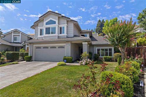 Photo of 3045 Woodside Meadows Rd, PLEASANT HILL, CA 94523 (MLS # 40914626)