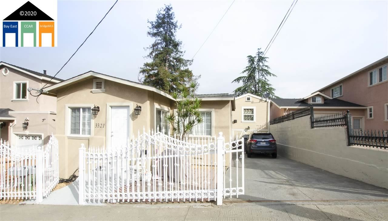 Photo for 3321 69th Ave #3321, OAKLAND, CA 94605-9160 (MLS # 40905628)