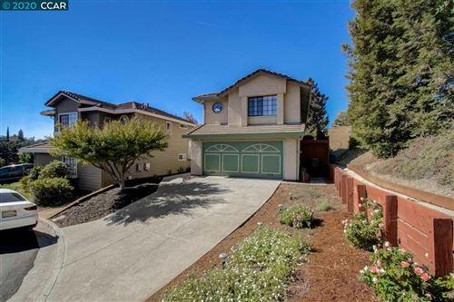 Photo of 2283 Foxhill Drive, MARTINEZ, CA 94553-4368 (MLS # 40926629)