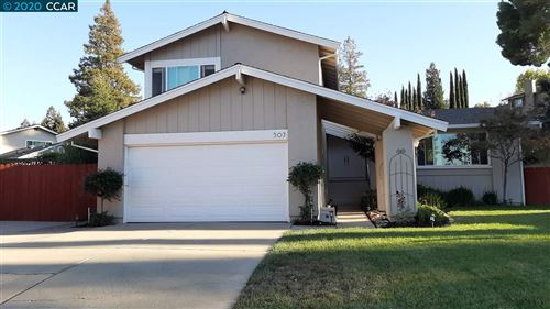 Photo of 507 Caulfield Ct, CLAYTON, CA 94517 (MLS # 40926633)