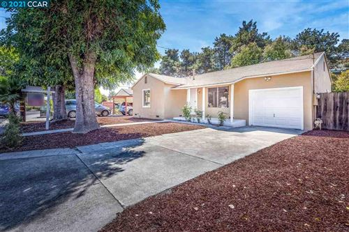 Photo of 2355 Crystal Ave., CONCORD, CA 94529 (MLS # 40957633)