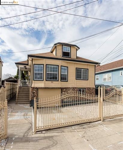 Photo of 2161 48Th Ave, OAKLAND, CA 94601 (MLS # 40885636)