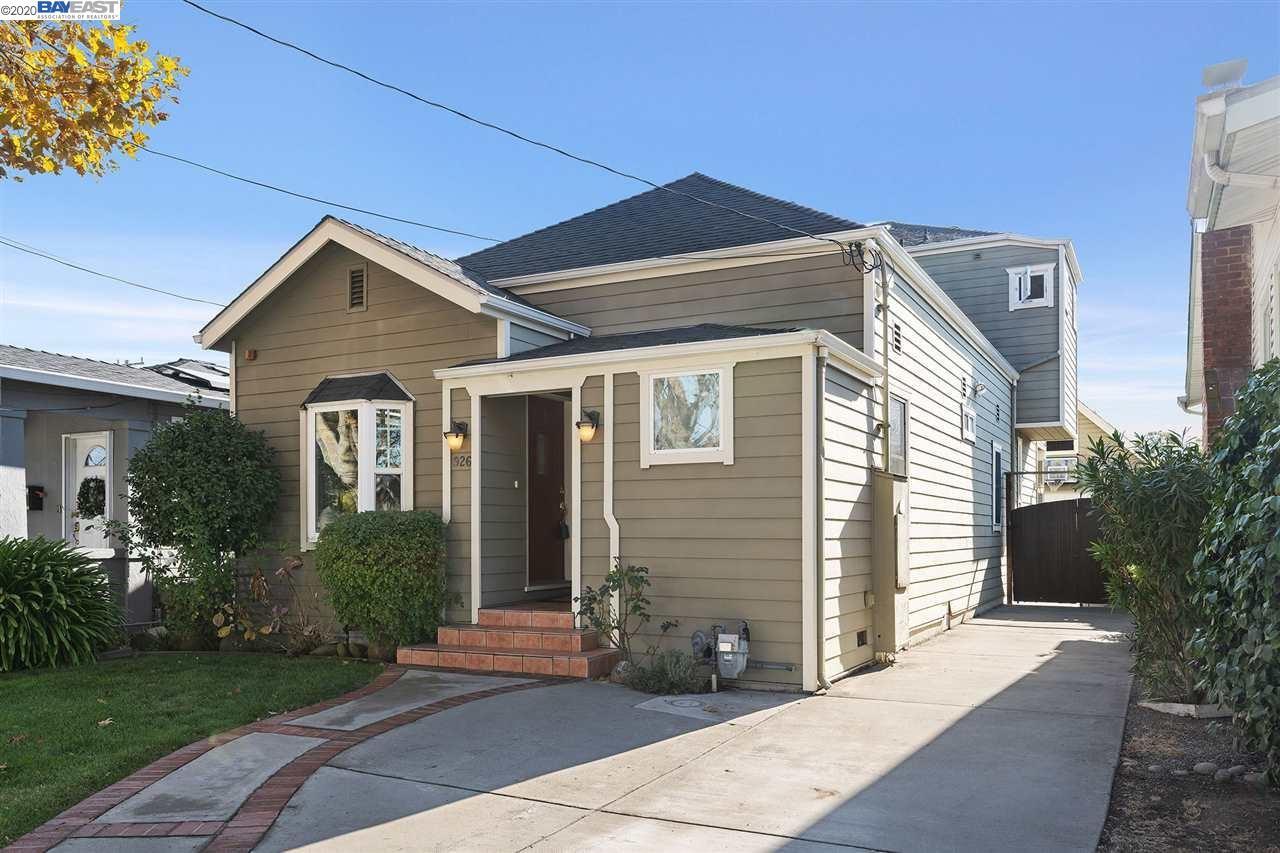 Photo for 926 E 5Th Ave, SAN MATEO, CA 94402 (MLS # 40929637)