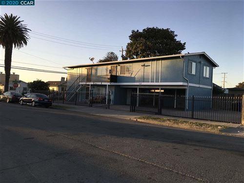 Photo of 701 Lincoln Ave, RICHMOND, CA 94801 (MLS # 40927644)