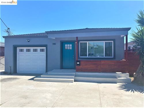 Photo of 140 S Marina Way, RICHMOND, CA 94804 (MLS # 40959644)