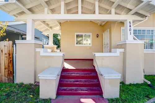Photo of 5401 Wadean pl., OAKLAND, CA 94601 (MLS # 40934652)