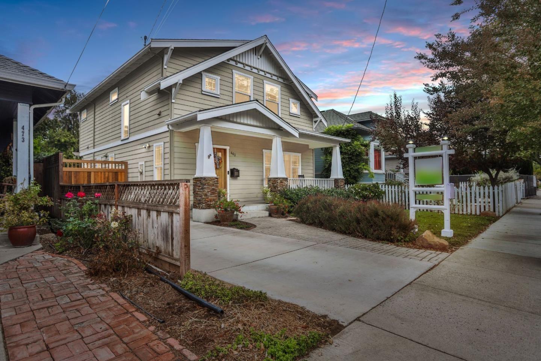 463 Hull Avenue, San Jose, CA 95125 - MLS#: ML81867656