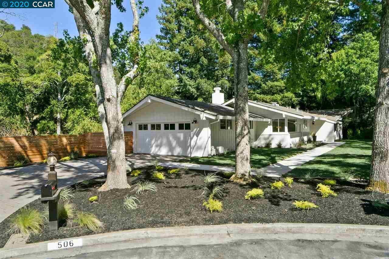 Photo of 506 McBride Drive, LAFAYETTE, CA 94549 (MLS # 40914658)