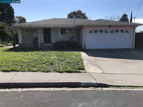 Photo of 2685 Magee Ave, SAN PABLO, CA 94806 (MLS # 40900661)