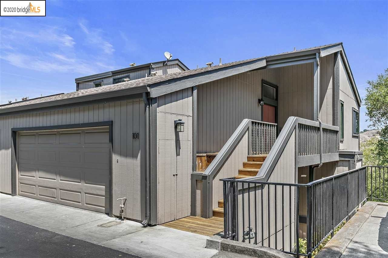 Photo for 101 Vista Heights Rd, EL CERRITO, CA 94530 (MLS # 40914673)