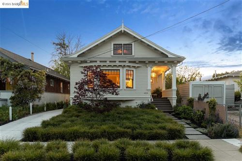 Photo of 4025 Randolph Ave, OAKLAND, CA 94602 (MLS # 40945674)